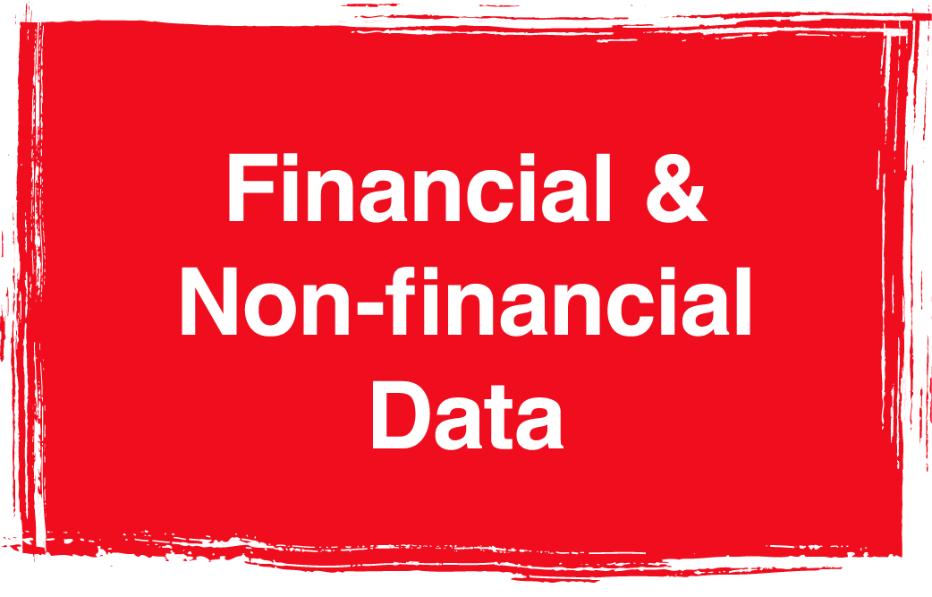 Financial & Non-financial Data